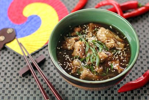 Korean Beef Stew 1