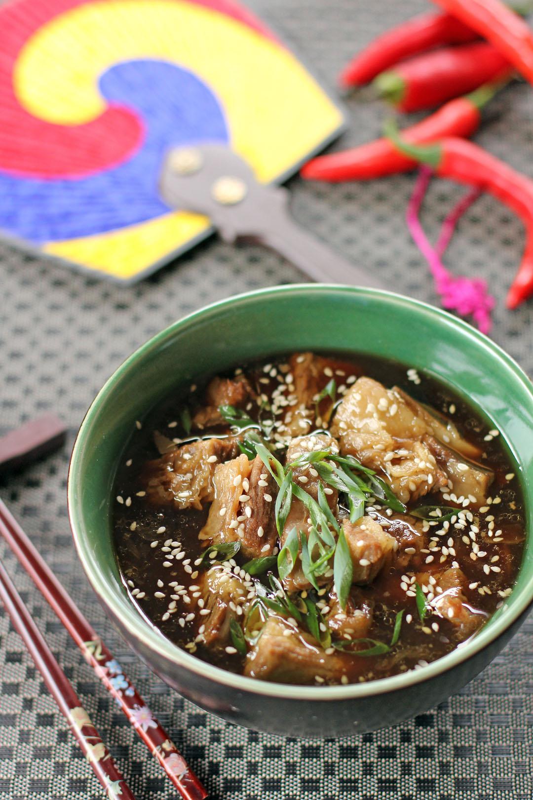 Korean Beef Stew Ang Sarap
