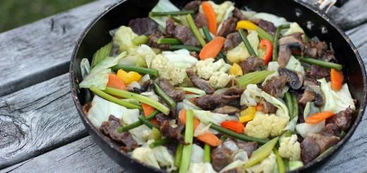 Beef Chop Suey 1