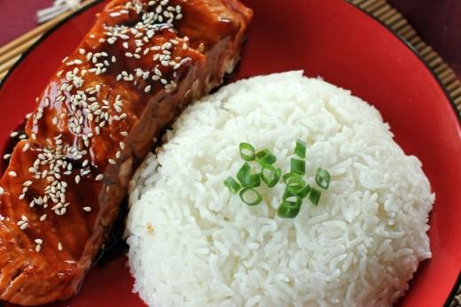 Salmon Teriyaki 2