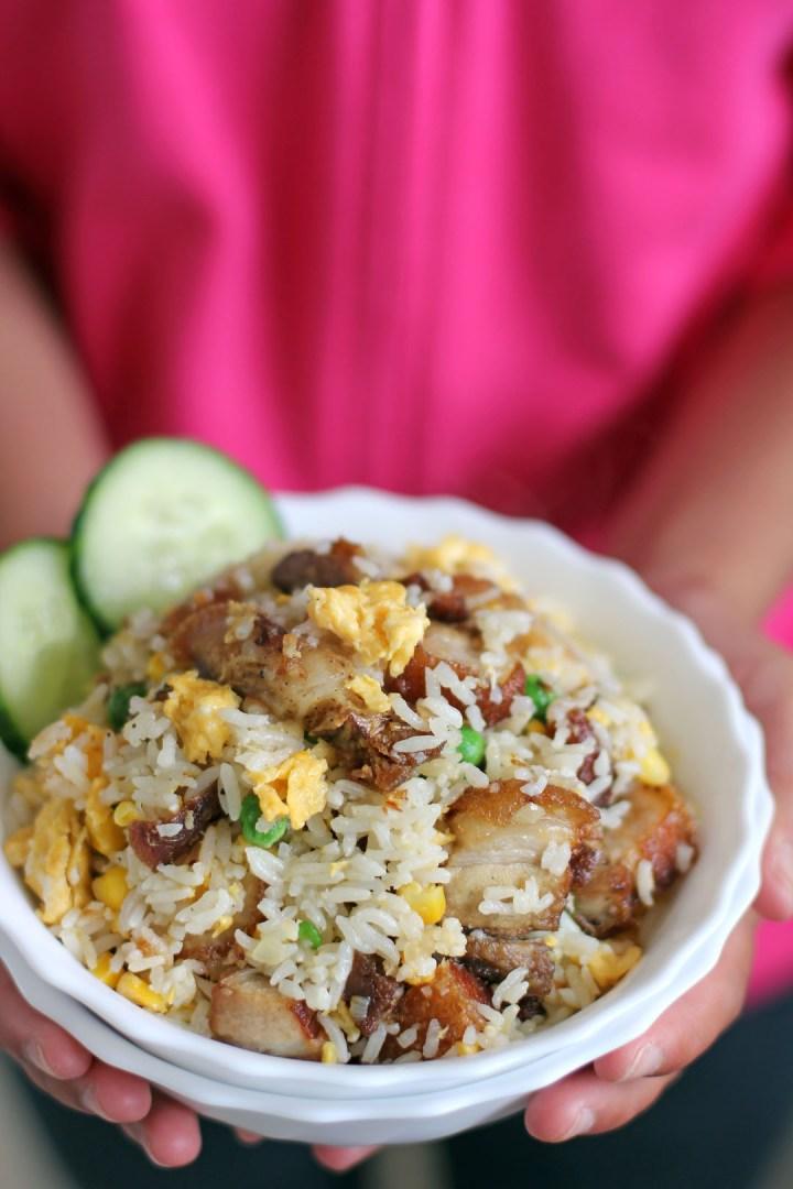 Lechon Fried Rice 1