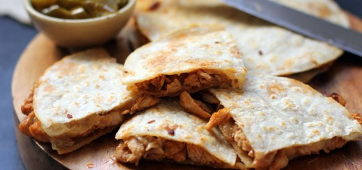 Chicken Quesadilla 1
