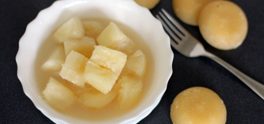 Ginataang Kamoteng Kahoy (Cassava in Coconut Cream) 1