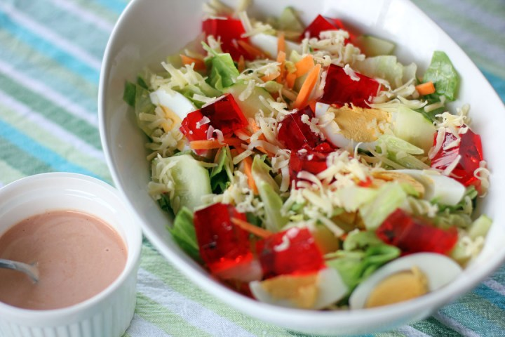 Wendy's Style Salad Bar 1