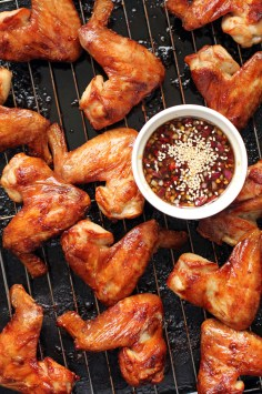 Korean-Style Chicken Wings 2