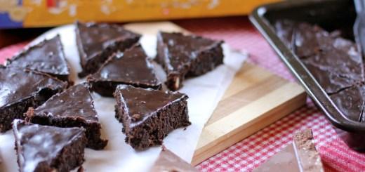 Toblerone Brownies 1