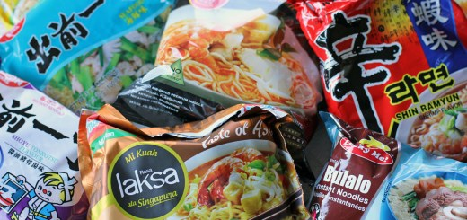 Which is the best Instant Noodles 1