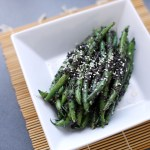 Beans & Black Sesame Paste 1