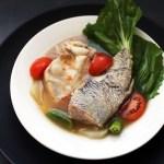Sinigang na Isda sa Miso at Sampaloc (Fish Stew in Miso and Tamarind Soup) 2
