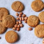 Three Ingredient Peanut Butter Cookies 1
