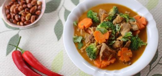 Pork Panaeng 2