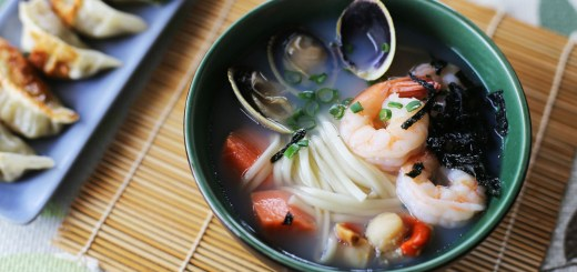 Seafood Udon 1