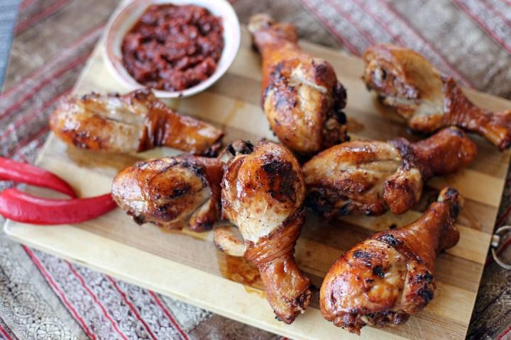 Belachan Fried Chicken Wide