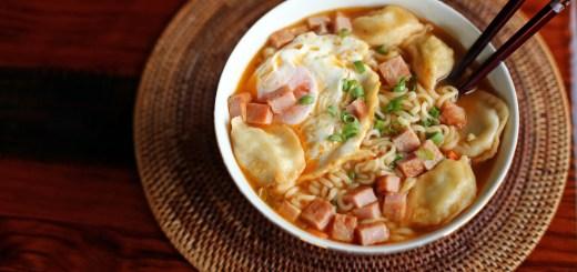 Hot and Spicy Breakfast Ramen 1