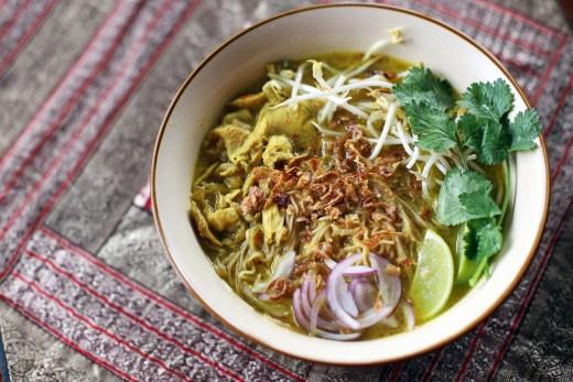 Chicken Khao Soi 1