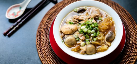 Chinese Herbal Chicken Soup 1