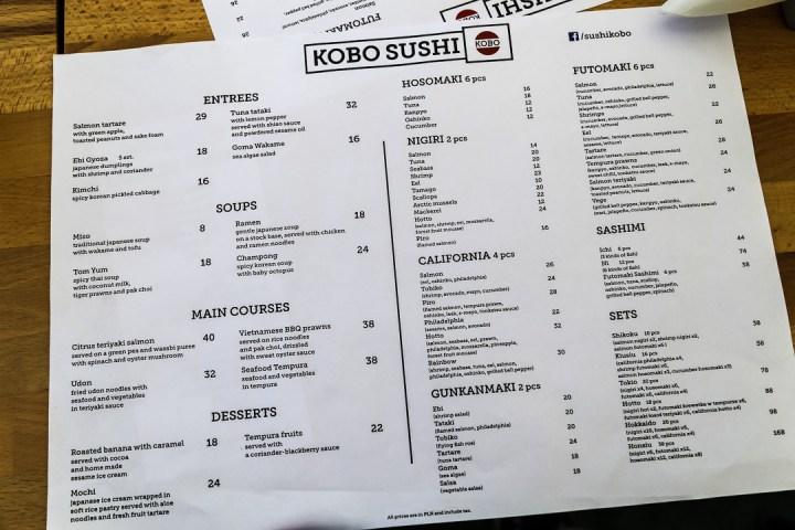 Kobo Sushi 02