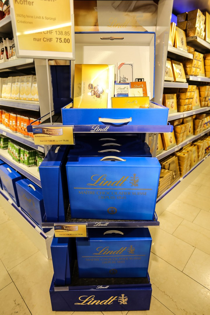 Lindt Factory Store 04
