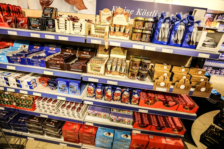 Lindt Factory Store 16
