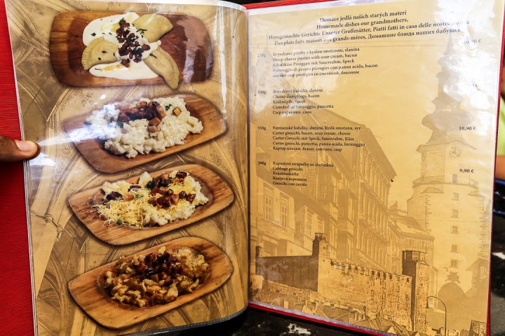 Original Slovak Restaurant 03