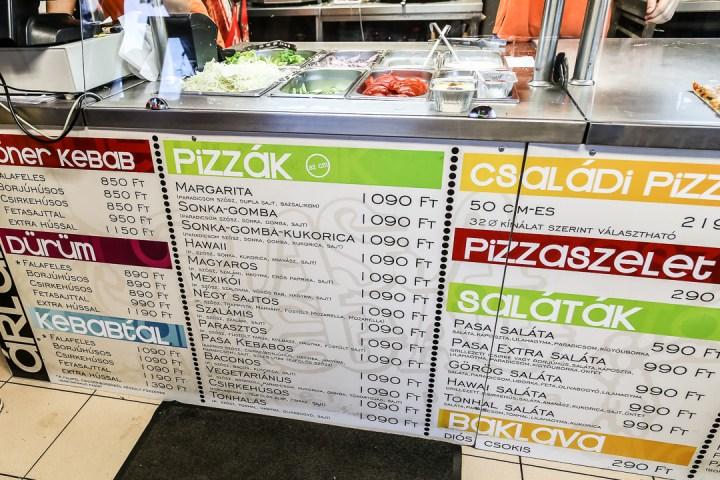 Pasa Kebab Döner & Pizza 01