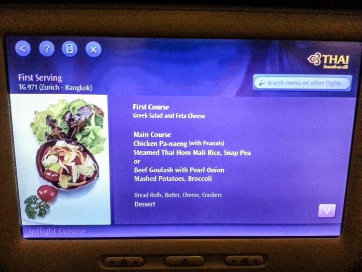 Thai Airways 01