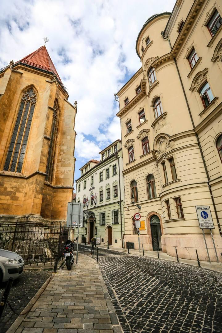 Bratislava Town 1