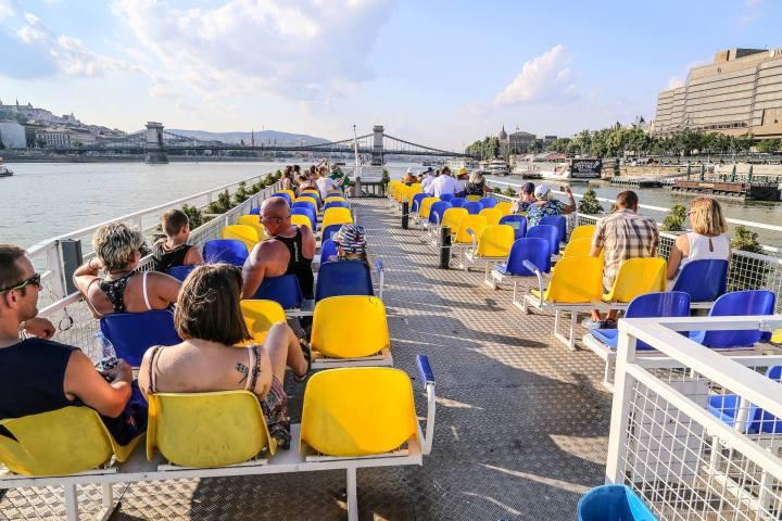Budapest River 02