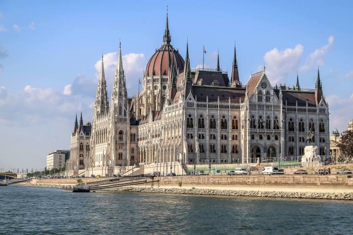 Budapest River 03