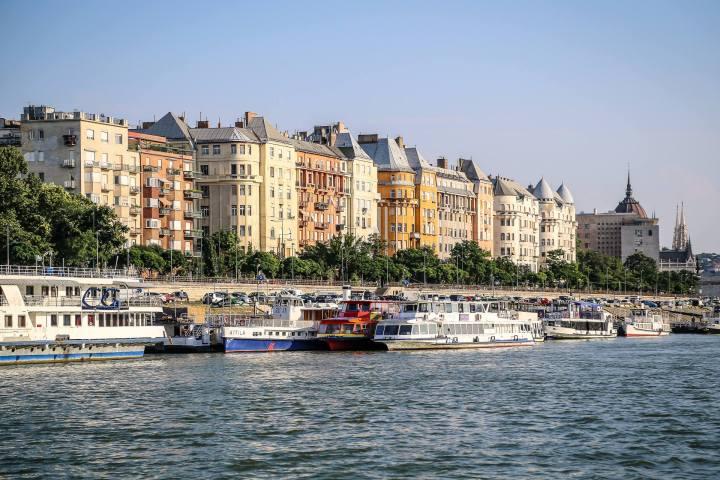 Budapest River 04