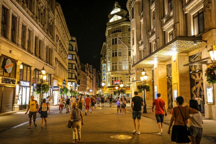 Budapest Streets 1