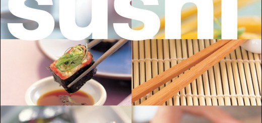 Tuttle Publishing The Complete Book of Sushi Giveaway (Closed)