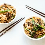 Beef Chow Fun 1
