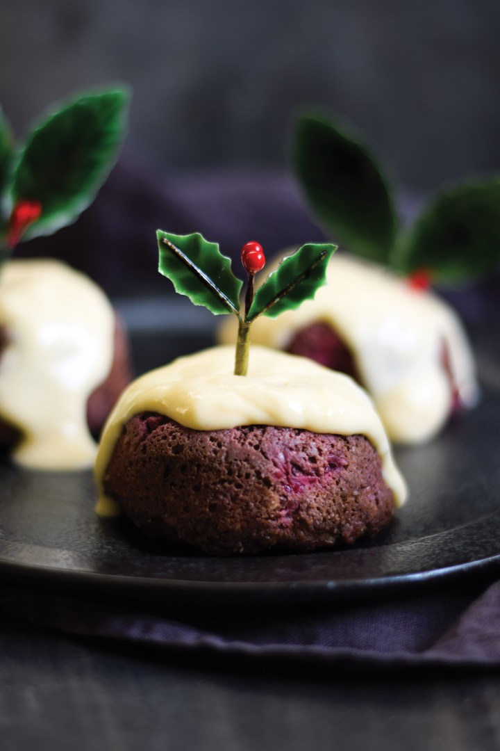 Microwave Christmas Puddings