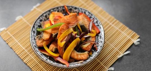 Sugar and Spice Salmon 1