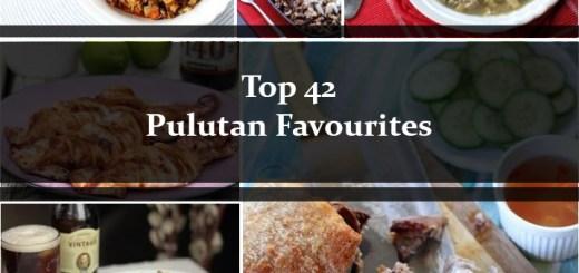 Top 42 Pulutan Favourites 2