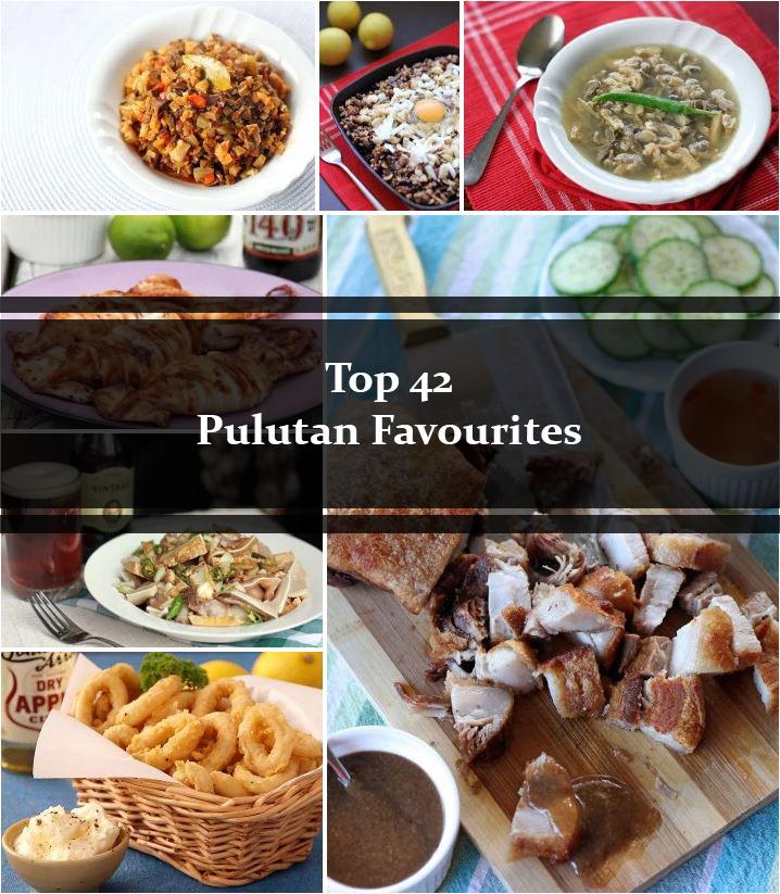 Top 42 Pulutan