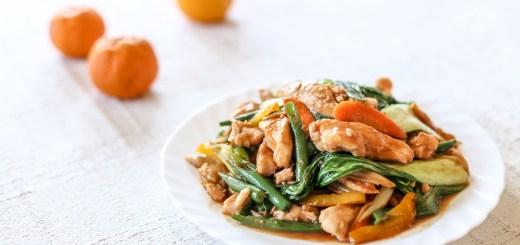 Hoisin Chicken Stir Fry 2