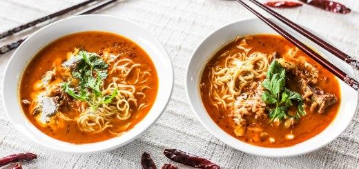 Chiang Mai Curry Noodles 1