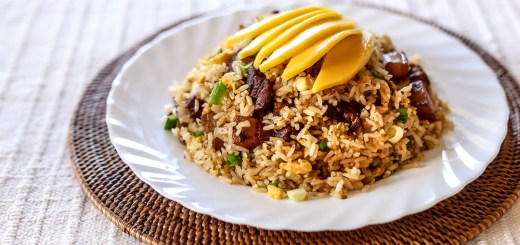 Bagoong Fried Rice 2