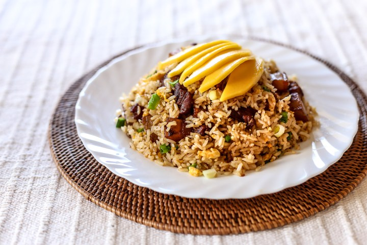 Bagoong Fried Rice Wide