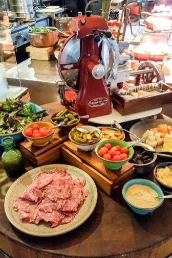 Breakfast Buffet at Bazaar 23