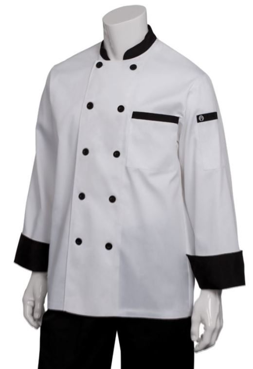 Why is a chef's uniform designed the way it is? 1