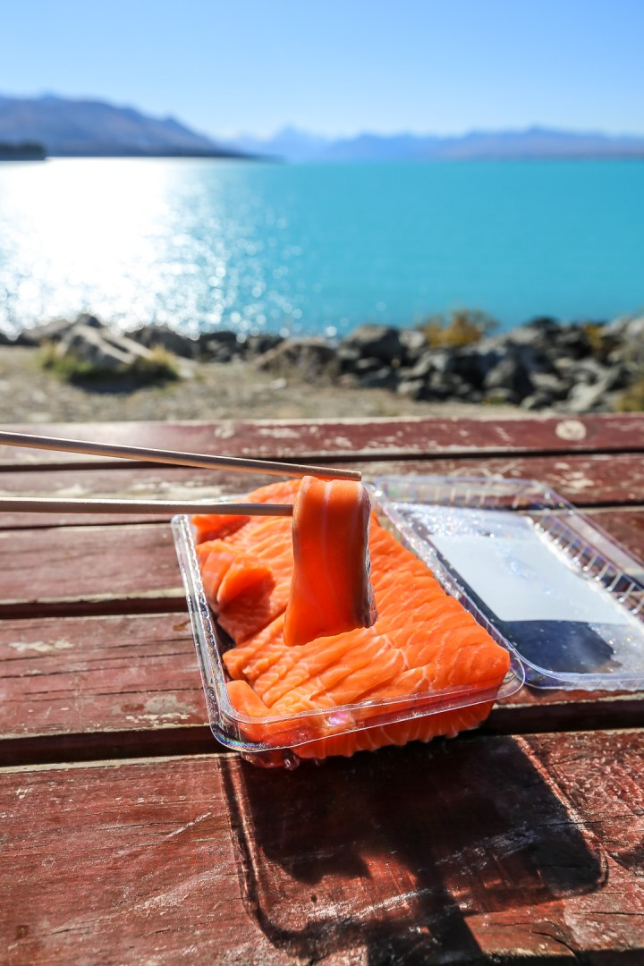 Mount Cook Alpine Salmon 04