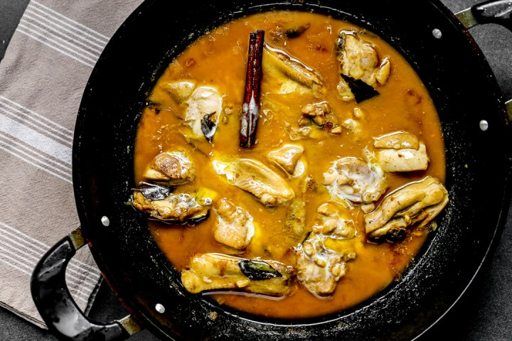 Tamarind Coconut Curry Wide