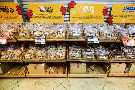 Cookie Time Factory Shop (Christchurch, New Zealand) 6