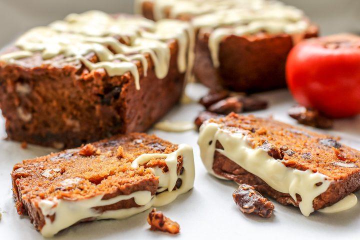 Persimmon Loaf Cake Wide-Edit