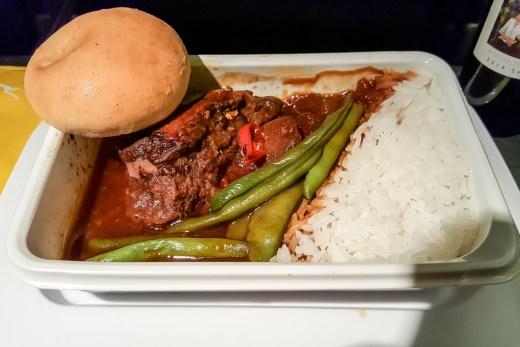 Airline Food - Qantas 2