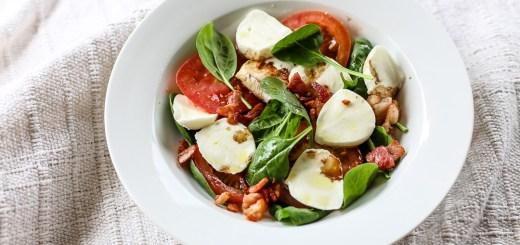 Bacon Caprese Salad 1