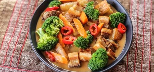 Crispy Pork Curry 4